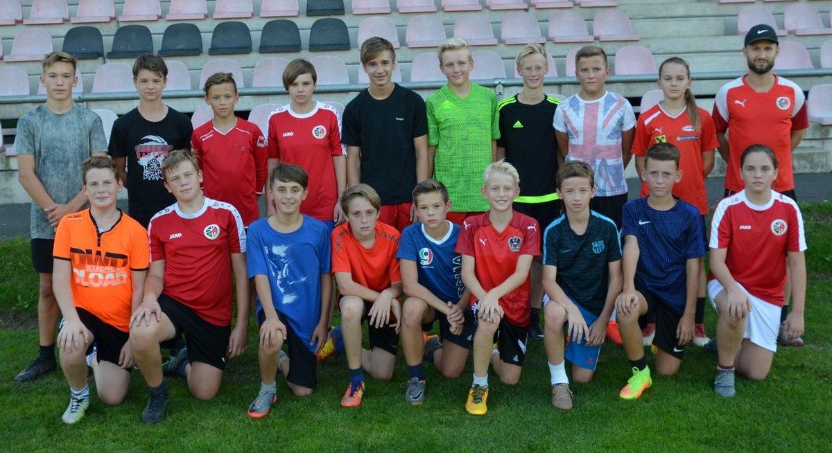 U14 SV Wildon 2018 / 2019