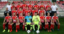 Mannschaftsfoto 2016 - 2017
