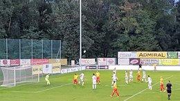 4:0 Niederlage in Radkersburg