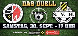 Das Duell SV Wildon vs. TUS Heiligenkreuz