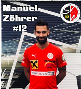 Manuel Zöhrer