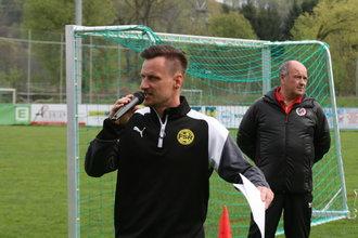 Die Veranstalter.... Raffl, Kurzmann